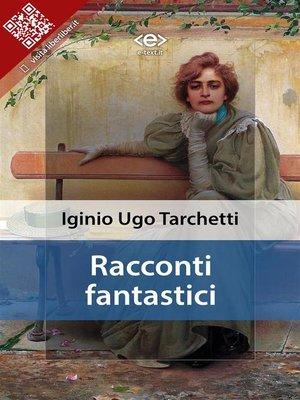 cover image of Racconti fantastici