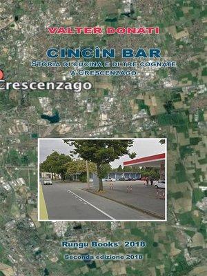 cover image of Cincìn Bar