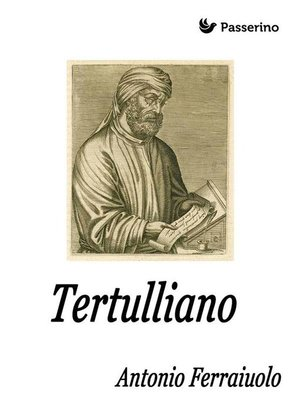 cover image of Tertulliano