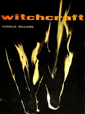 cover image of Witchcraft