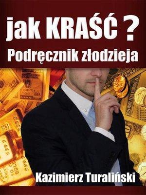 cover image of Jak kraść?