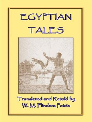 cover image of EGYPTIAN TALES--6 Ancient Egyptian Children's Stories