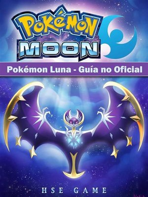 cover image of Pokémon Luna--Guía No Oficial