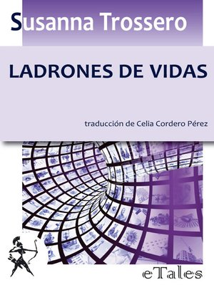 cover image of Ladrones de vidas
