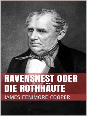 cover image of Ravensnest oder die Rothhäute