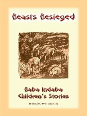 cover image of BEASTS BESIEGED--a Parisienne Children's Story