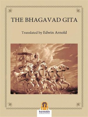 cover image of The Bhagavad Gita