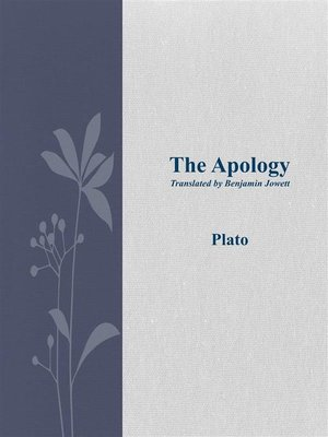 cover image of The Apology