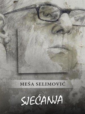 cover image of Sjećanja