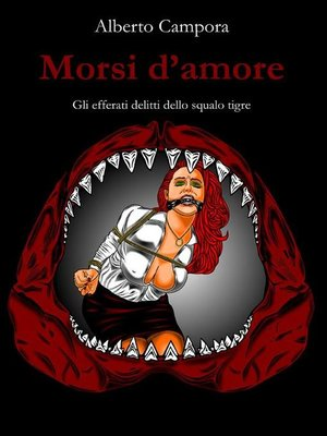 cover image of Morsi d'amore
