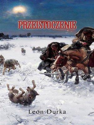 cover image of Przeistoczenie