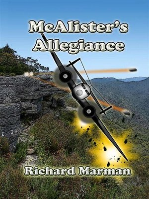 cover image of McALISTER's ALLEGIANCE--Book 6 in the McAlister Line
