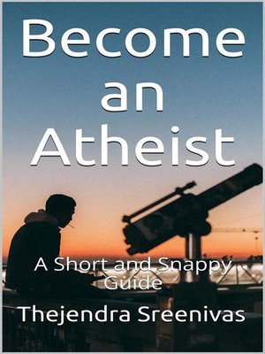 cover image of Become an Atheist