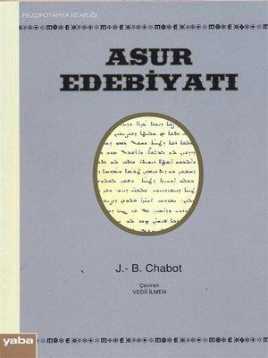cover image of Asur Edebiyatı