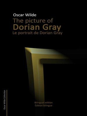 cover image of The picture of Dorian Gray/Le portrait de Dorian Gray