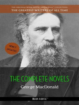cover image of George MacDonald--The Complete Novels