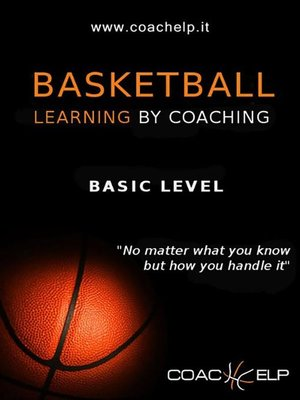 cover image of Basketball--learnig by coaching