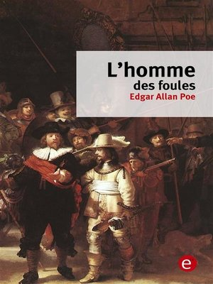cover image of L'homme des foules