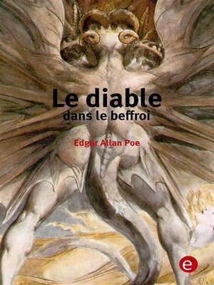 cover image of Le diable dans le beffroi