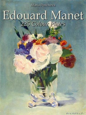 cover image of Edouard Manet