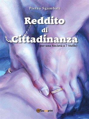 cover image of Reddito di Cittadinanza