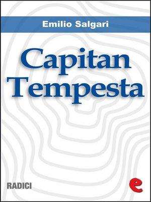cover image of Capitan Tempesta