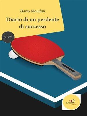 cover image of Diario di un perdente di successo