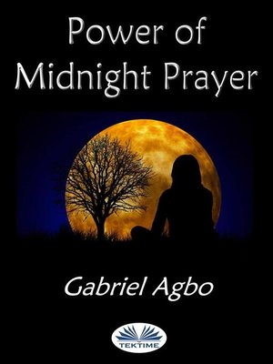 cover image of Power of Midnight Prayer
