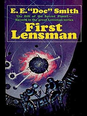 cover image of First Lensman