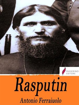cover image of Rasputin