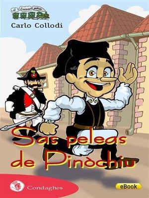 cover image of Sas peleas de Pinòchiu