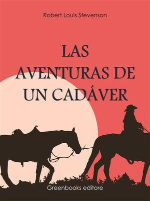 cover image of Las aventuras de un cadáver