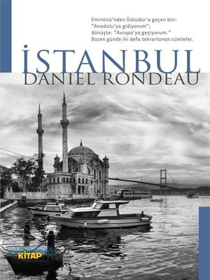 cover image of İstanbul