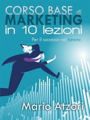 cover image of Corso base di marketing in 10 lezioni
