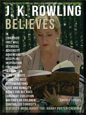 cover image of J.K. Rowling Believes