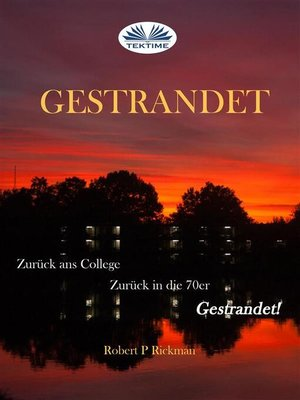 cover image of Gestrandet