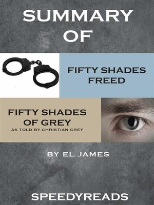 cover image of Summary of Fifty Shades Freed and Grey--Fifty Shades of Grey as Told by Christian Boxset