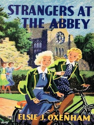 cover image of Strangers at the Abbey