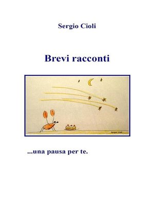 cover image of Brevi racconti