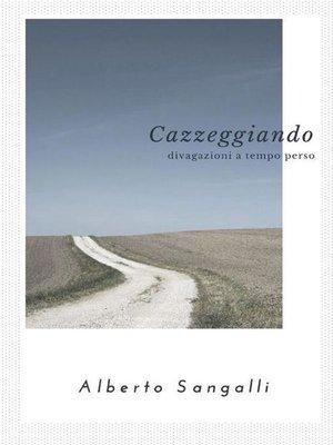 cover image of Cazzeggiando