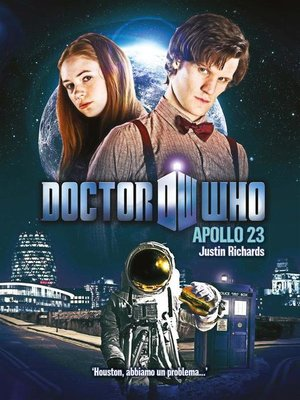 cover image of Doctor Who--Apollo 23