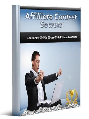 cover image of Affiliate Contest Secrets
