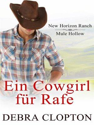 cover image of Ein Cowgirl für Rafe