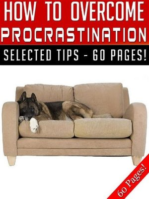 cover image of How to Overcome Procrastination