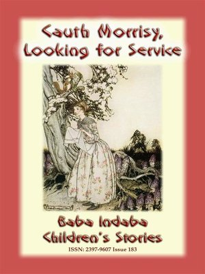 cover image of CAUTH MORRISY LOOKING FOR SERVICE--An Irish Children's Story