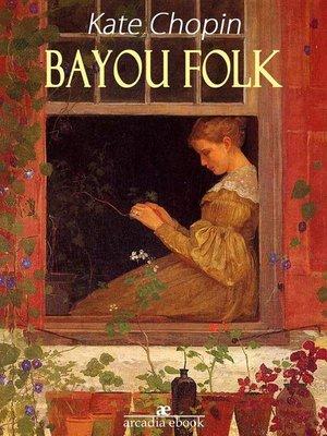 cover image of Bayou Folk