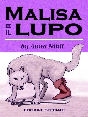 cover image of Malisa e il lupo