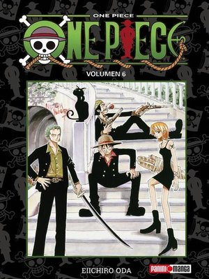 cover image of One Piece 6