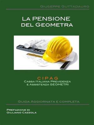 cover image of La pensione del Geometra