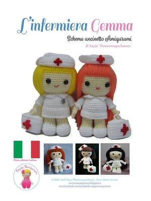 cover image of L'infermiera Gemma